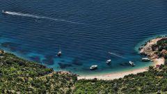 Пляжи Хорватии, затерявшиеся на райских островах