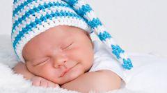 Как усыпить младенца