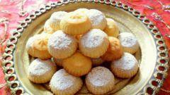 Сливочное печенье по-арабски