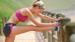 Как размять ноги перед бегом