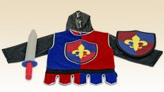 Как сделать костюм рыцаря для мальчика