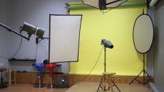 Как сделать фотостудию в домашних условиях