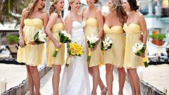 Что принято надевать на свадьбу гостям