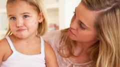 Как проявляется краснуха у ребенка