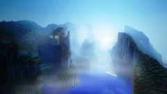 Как сделать туман в игре Minecraft