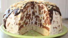 Торт «Панчо» анансовый