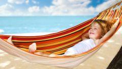 Как собраться на отдых с ребёнком