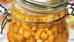 Как сделать варенье из кабачков