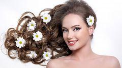Окрашивание волос растительными средствами