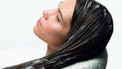 Маска для волос, питающая их