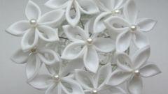 Как сделать шпильки-цветы