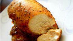 Как приготовить куриные грудки в цитрусовой глазури