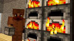 Как сделать печь в Майнкрафте