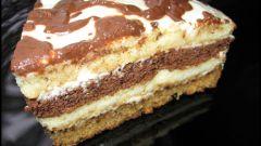 Как приготовить домашний торт «Сметанник»