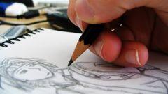 Как срисовать портрет с фото
