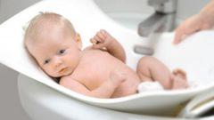 Какая ванночка удобнее для новорожденного