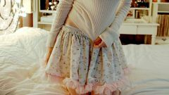 How to sew a skirt Kankan