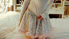 Как сшить юбку канкан