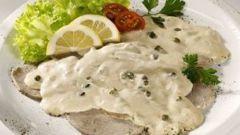 Соус из консервированного тунца