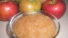 Как сделать яблочное пюре в домашних условиях