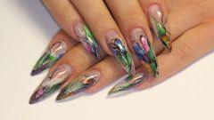 Что нужно для наращивания ногтей гелем в домашних условиях