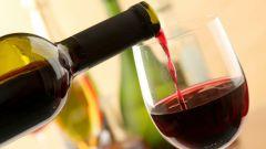 Как приготовить сухое красное вино