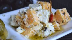 Маринованный сыр «Ассорти»