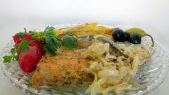 Скандинавский картофель с лососем