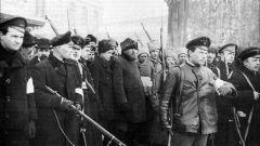 Как произошла февральская революция