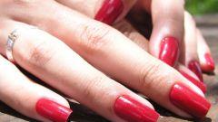 Как укрепить ногти после наращивания