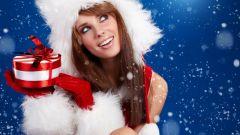 Что подарить лучшей подруге на Новый год
