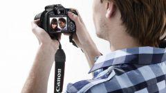 Как настроить фотоаппарат canon 550d
