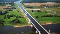Как устроены водные мосты