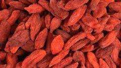Как заваривать ягоды годжи