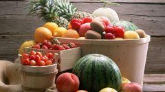 Как нужно хранить фрукты