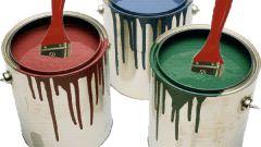 Как выбрать краску для покраски в доме