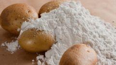 Как приготовить картофельный крахмал