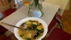 Как быстро приготовить вкусный суп из консервированной сайры