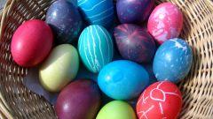 Интересные способы окраски яиц