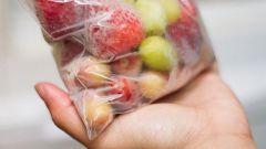 Как заморозить фрукты и ягоды
