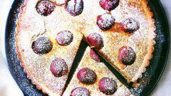 Как приготовить французский пирог тарт