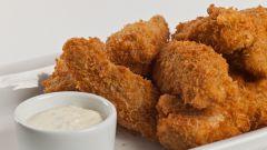 Как приготовить крылышки куриные как в Ростиксе и Макдональдсе