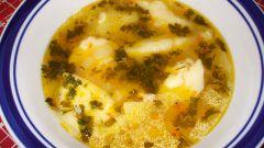 Как приготовить вкусный куриный суп с клецками