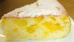 Как приготовить шарлотку с апельсинами