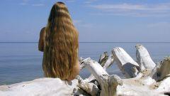 Цель - длинные волосы