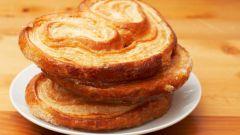 Берлинское печенье в сладкой глазури