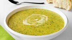 Лимоный суп