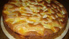 Открытый пирог с яблоками «Классика»