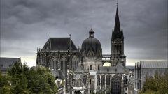 Соборы Германии: Ахенский собор