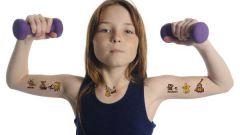 Если ребенок хочет сделать татуировку
